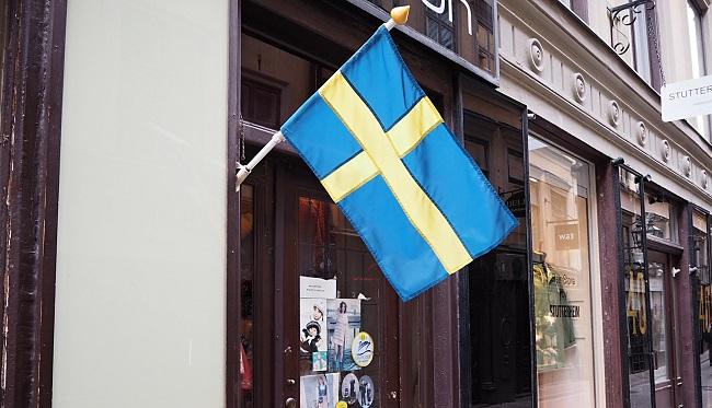 Kreativní obchod – Švédsko