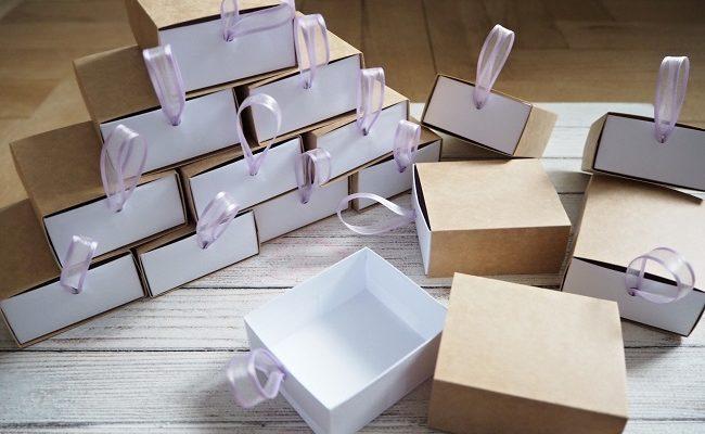 Krabička na svatební dárky